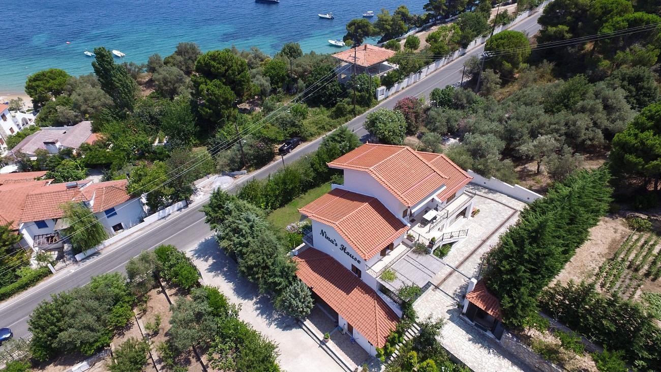 Nina's House Aerial